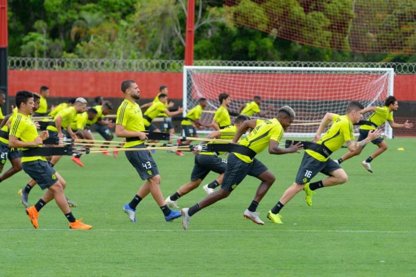 Flamengo - Ninho do Urubu