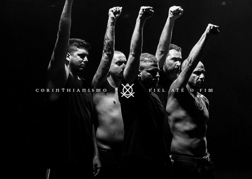 d3c810f8fc095 Corinthians lançou campanha para reforçar seus laços com o torcedor (Foto   Corinthians Site oficial Reprodução)