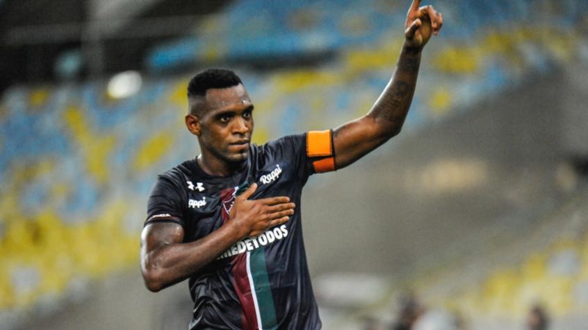 003150e304413 Digão sofre fratura e deve desfalcar o Fluminense por dois meses ...