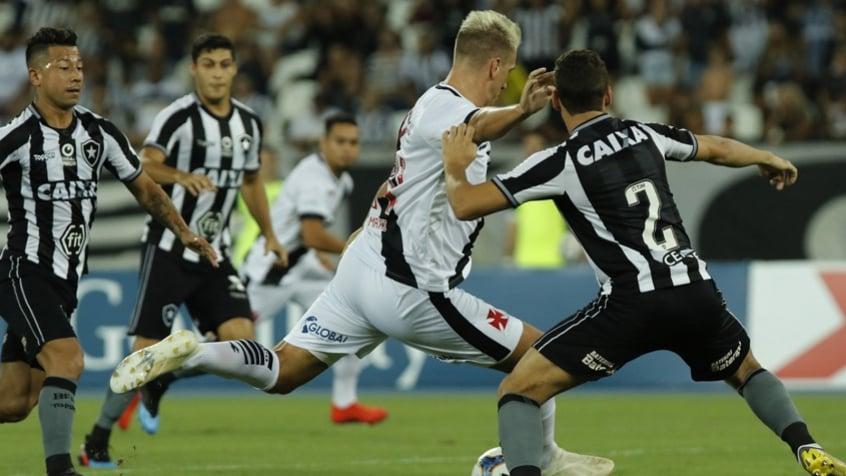 Botafogo x Vasco Maxi Lopez