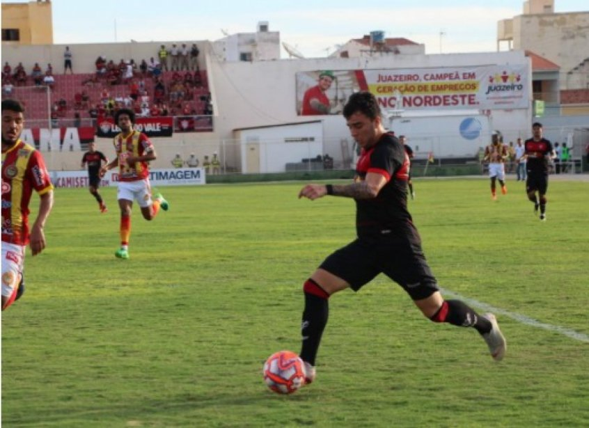 e1e6c665fb632 Confiança e Vitória protagonizam jogo decisivo na Copa do Nordeste ...