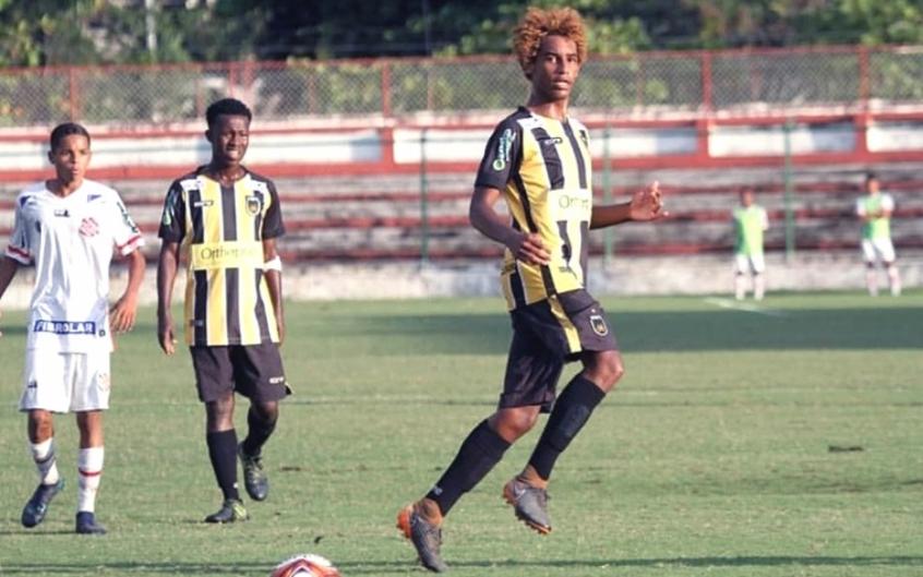 b3e2cb1ee6 Vasco acerta com Matheus, destaque do Volta Redonda na Copa São ...