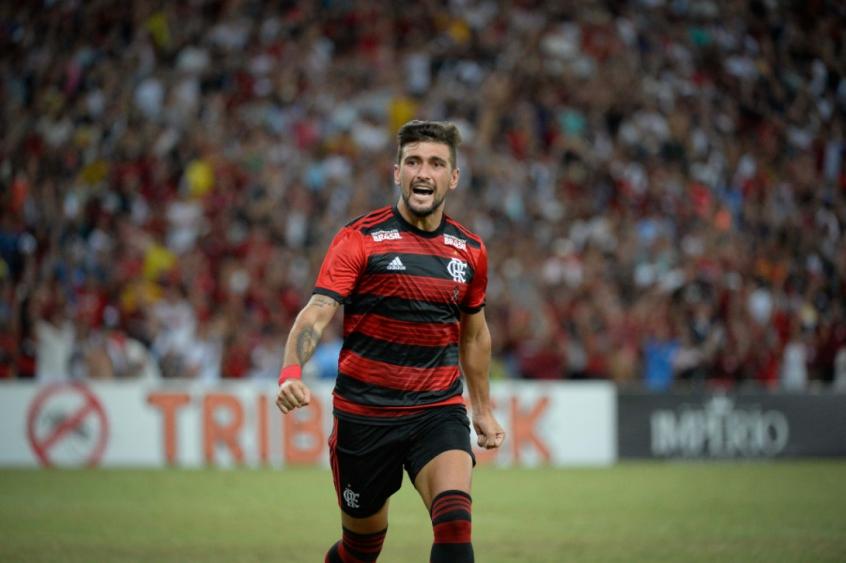 Vasco x Flamengo - Arrascaeta