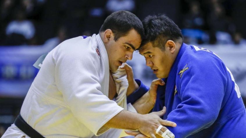 2638a54935f90 Seleção Brasileira de judô chega à Rússia para disputa do Grand Slam ...