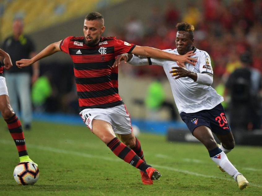 Flamengo x LDU Leo Duarte