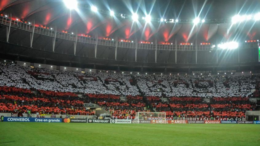 Flamengo x LDU