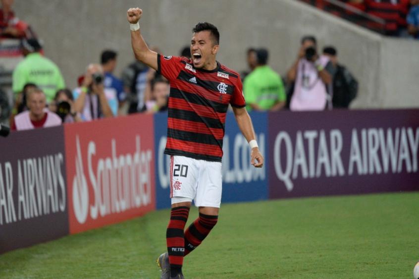 Flamengo x LDU Uribe