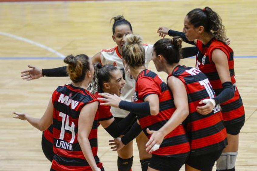 Com Flamengo em segundo, Superliga B tem quartas-de-final definida