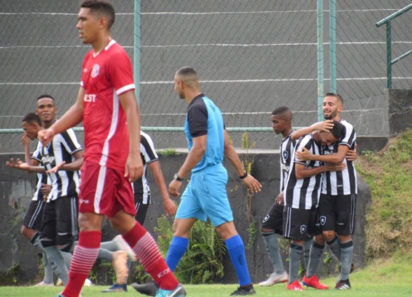 Botafogo x América-RJ Sub-20 Taça Guanabara