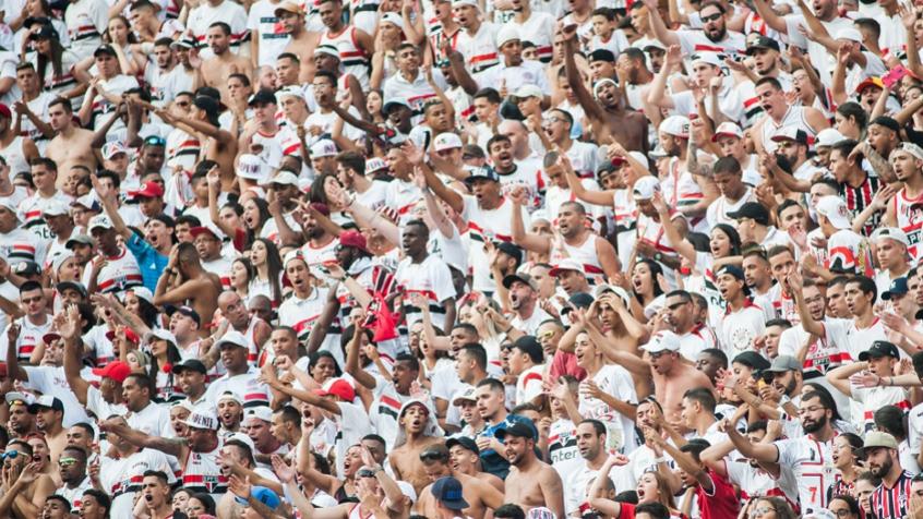 São Paulo x Palmeiras Torcida