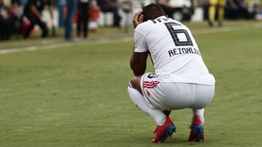 São Paulo x Palmeiras Reinaldo