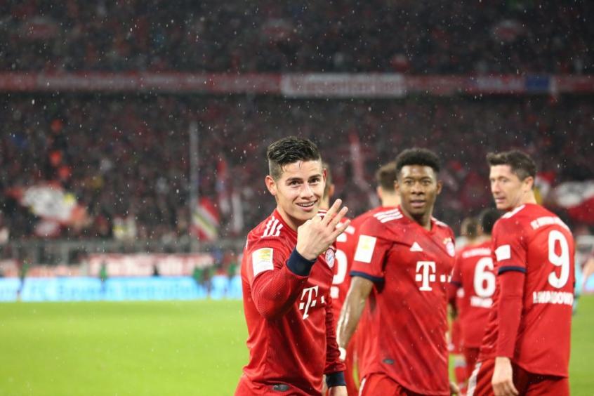 Bayern x Mainz