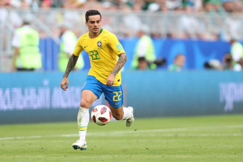 Fágner - Seleção Brasileira