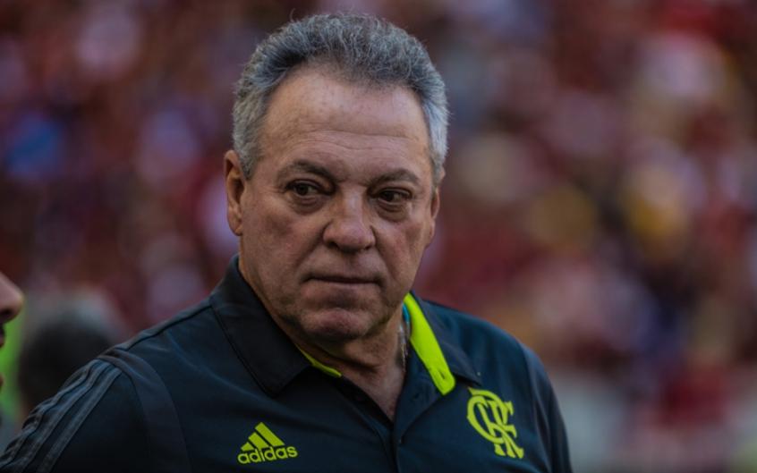 Flamengo x Fluminense - Abel Braga