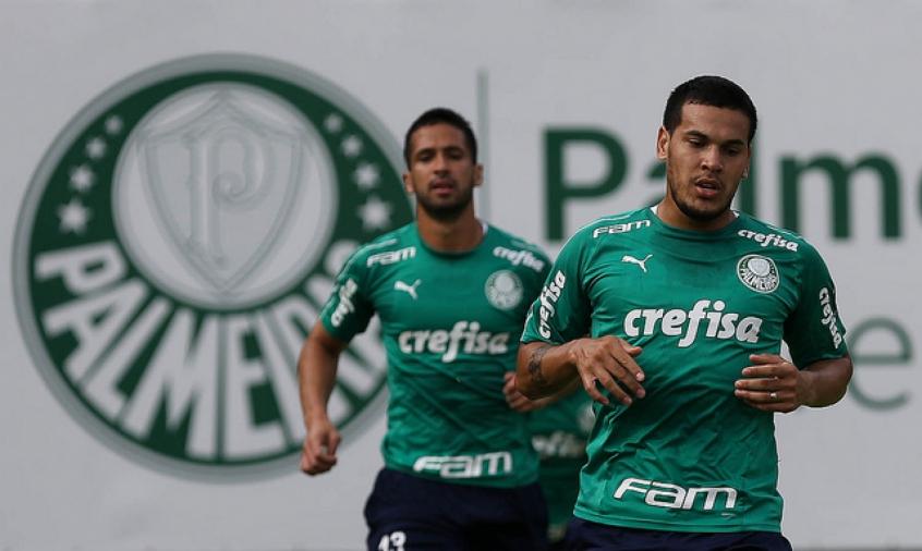 Gustavo Gómez e Luan ficam na corda bamba com chegada de Mano