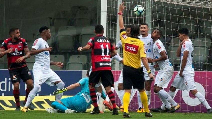 Atletico Go X Santos Provaveis Times Onde Ver E Desfalques Lance