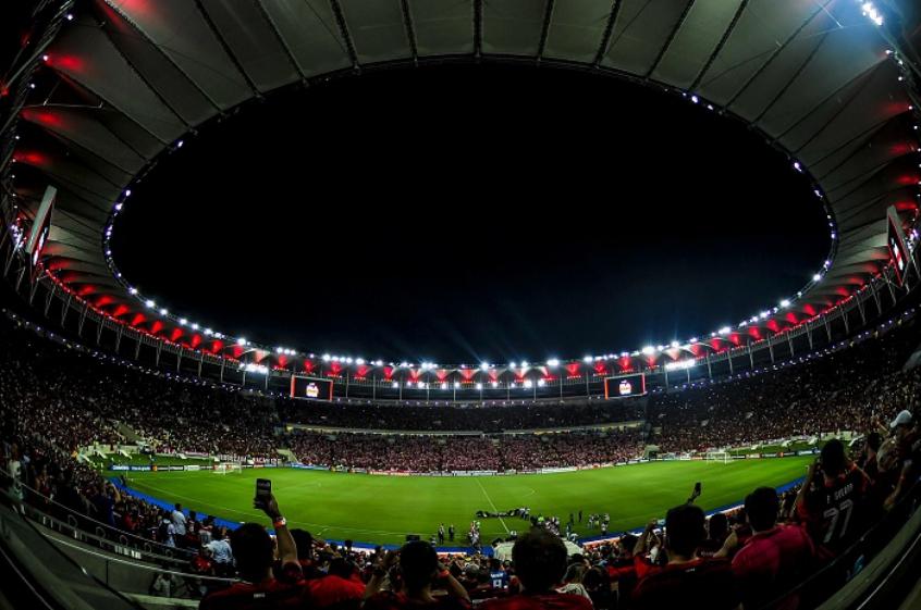 Flamengo x Peñarol - Maracanã