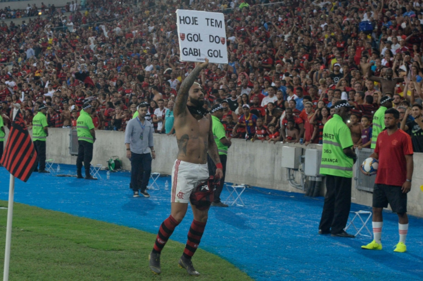 Flamengo x Fluminense - Gabriel / Gabigol