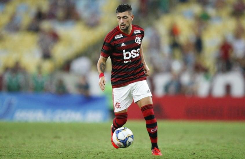 Arrascaeta analisa desempenho no Flamengo: Já me sinto à vontade
