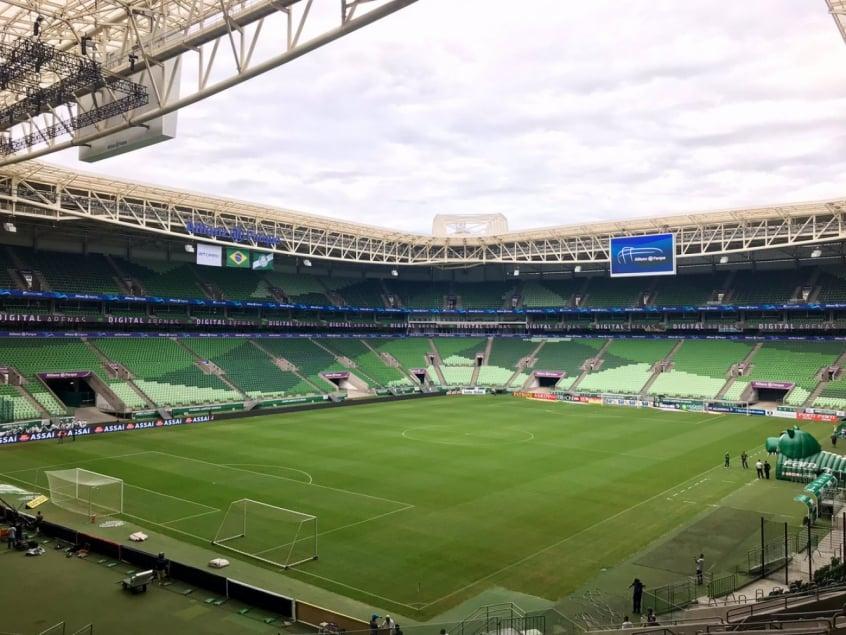 Verdão x Fortaleza: 22 mil ingressos vendidos para estreia no Brasileiro