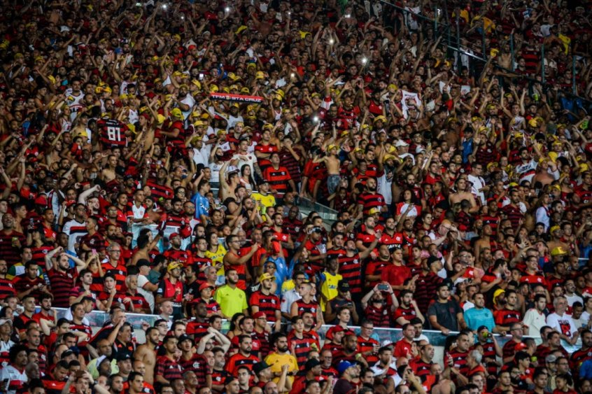 VAI LOTAR! Flamengo vende 38 mil ingressos e terá casa cheia contra a Chapecoense