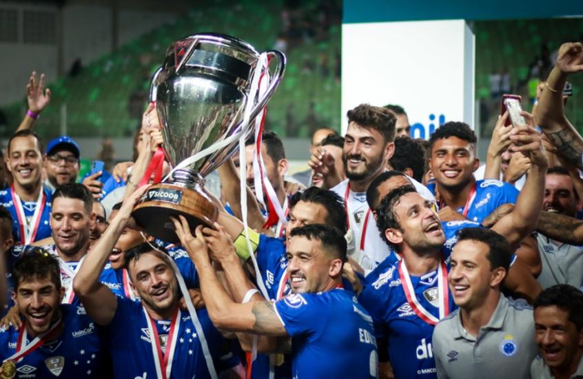 Brasileirão 2019: com base reforçada, Cruzeiro é forte candidato ao Brasileiro 2019