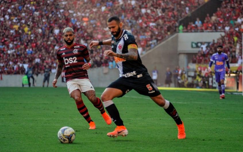 Flamengo x Vasco - Castan