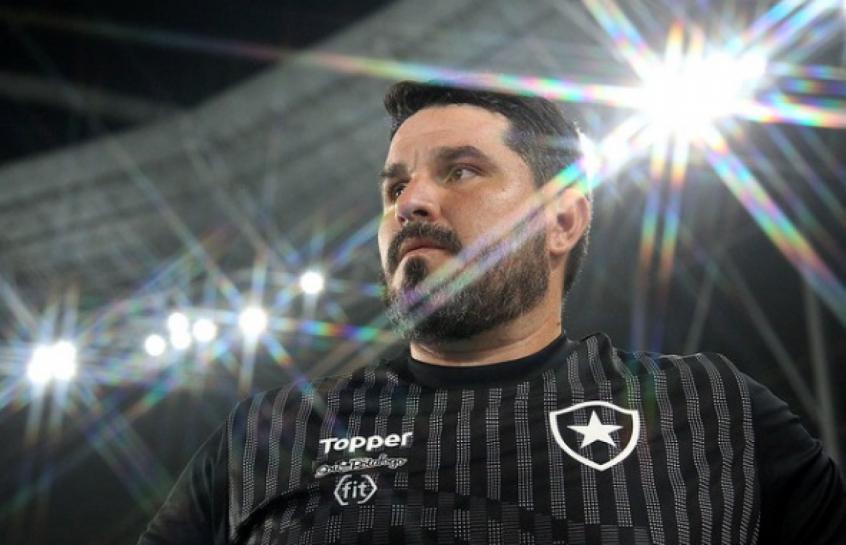 Barroca vai para o seu segundo jogo internacional na carreira (Foto: Vítor Silva/Botafogo)