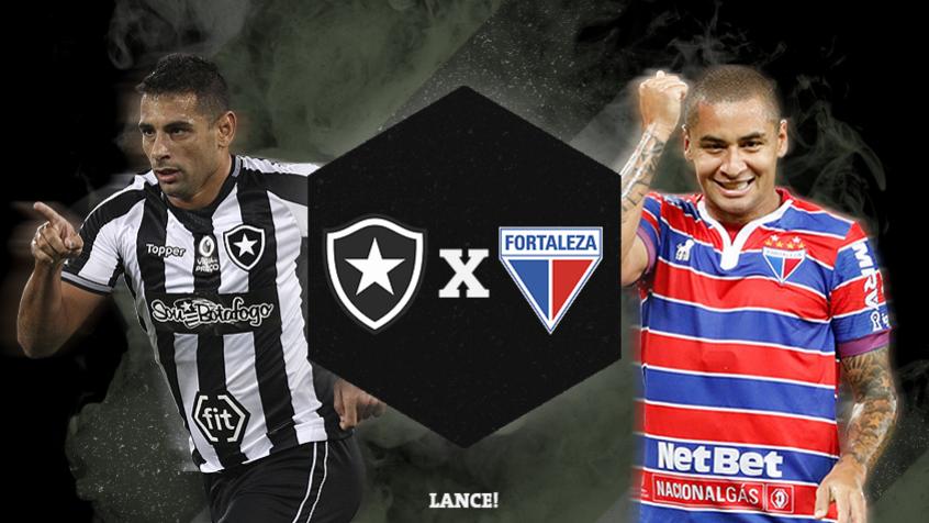 Botafogo X Fortaleza Provaveis Times Desfalques Onde Ver E Palpites Do L Lance