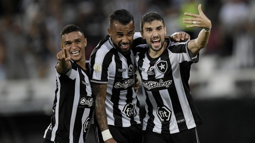 Botafogo x Fortaleza Alex Santana