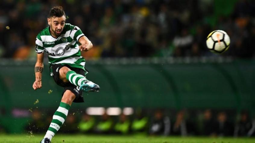 Atlético de Madrid prepara oferta para Bruno Fernandes, do Sporting