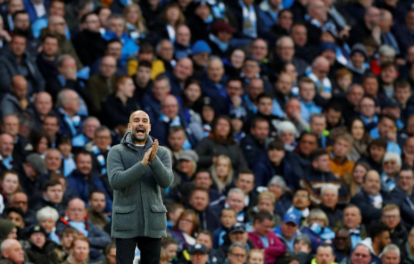 Manchester City x Leicester - Guardiola