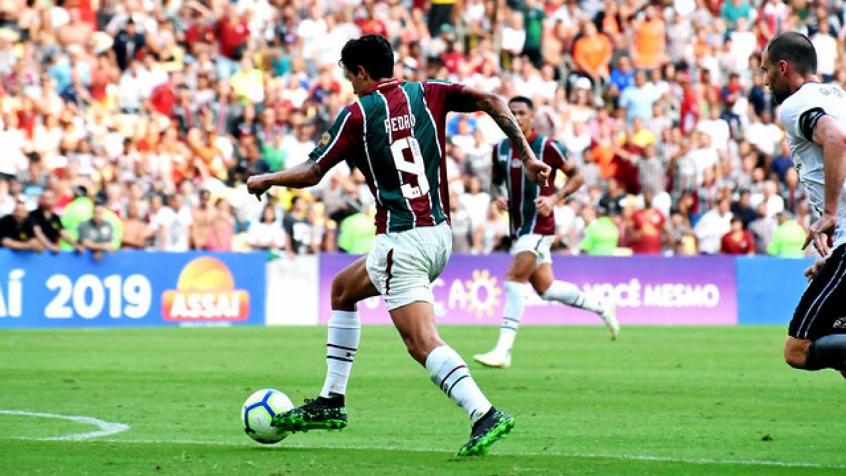 Fluminense x Botafogo - Pedro