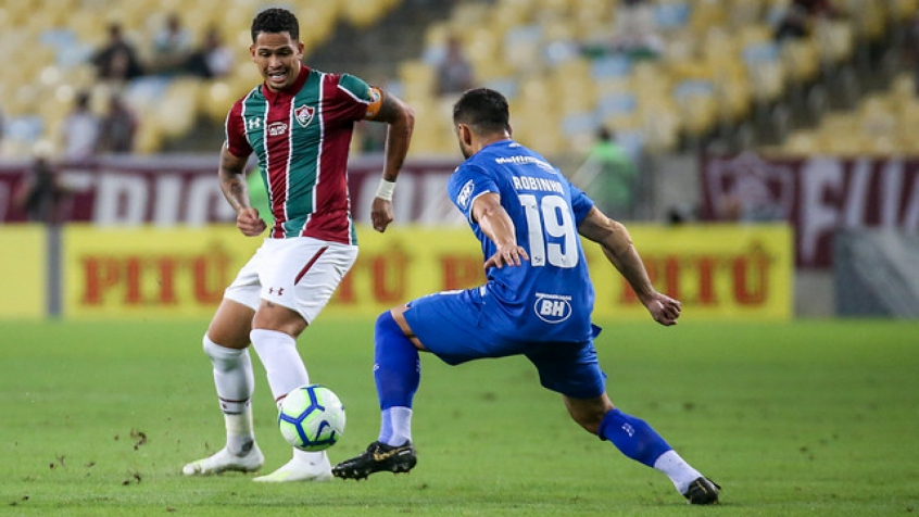 Fluminense x Cruzeiro: prováveis times, onde ver, desfalques e palpites