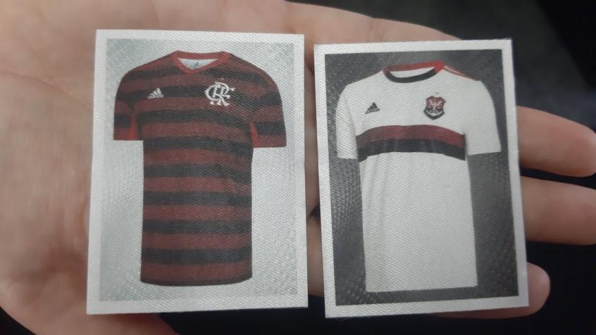 Flamengo figurinhas