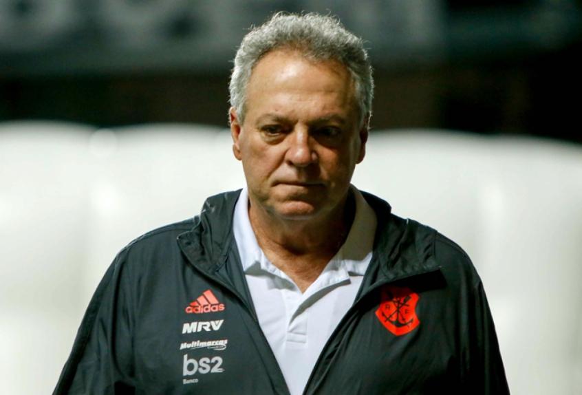 Atlético-MG x Flamengo  - Abel Braga