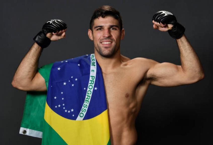 Luque responde Ponzinibbio e ressalta foco no UFC Uruguai
