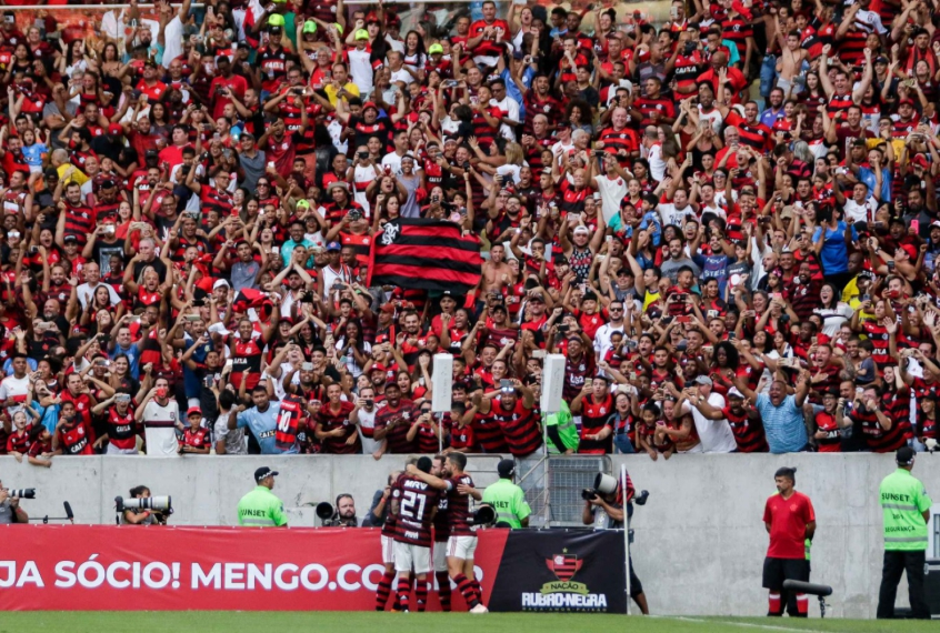 Flamengo x Athletico PR