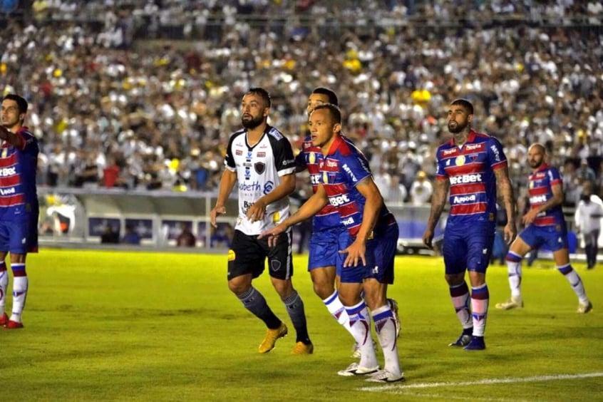 Fortaleza Repete Triunfo Contra O Botafogo Pb E Fatura Inedito Nordestao Lance