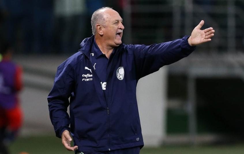 Palmeiras x Sampaio Corrêa - Felipão