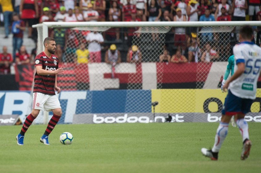 Flamengo x Fortaleza - Léo Duarte