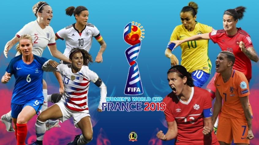 Resultado de imagem para Copa feminina