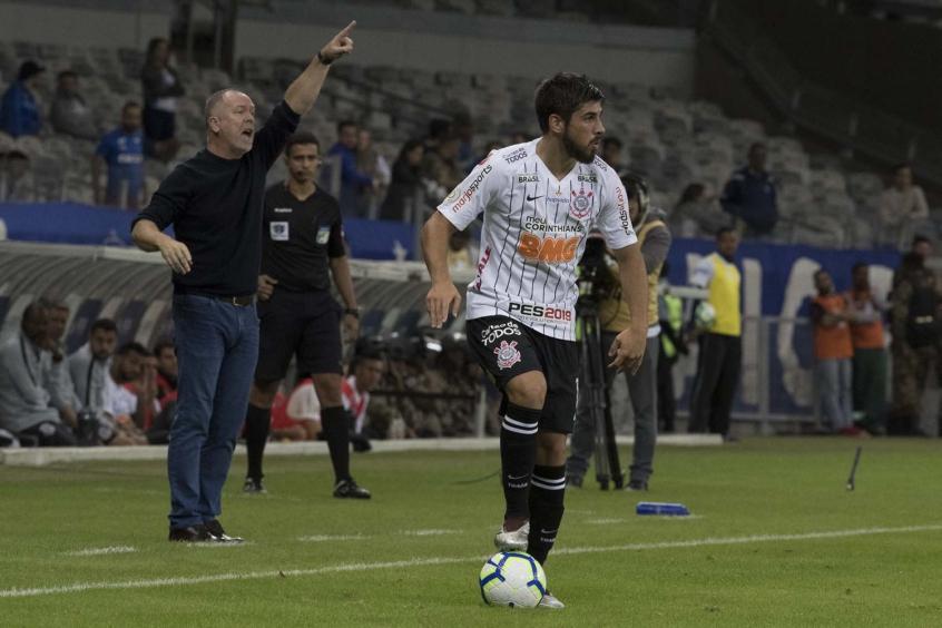 Fábio Carille escala o Corinthians para enfrentar o Avaí; veja formação