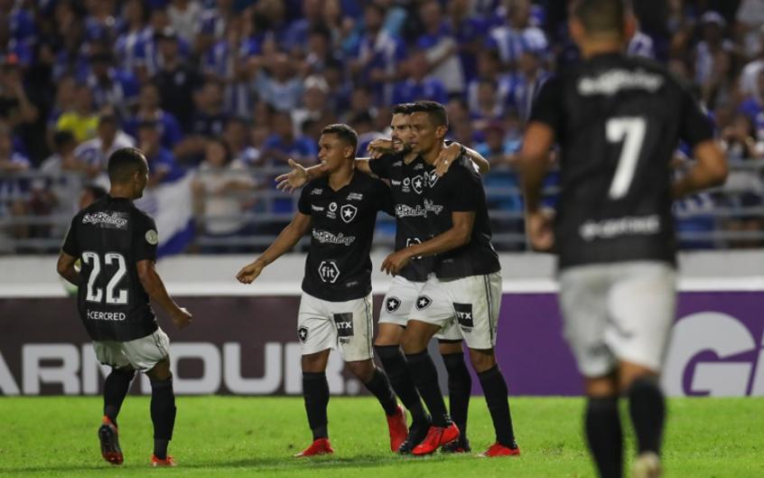 CSA x Botafogo