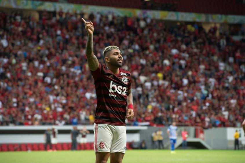 CSA x Flamengo