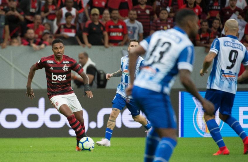 Vitinho - Flamengo