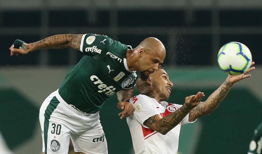 Felipe Melo Guerrero Palmeiras Inter