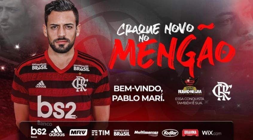 Flamengo confirma contratação de zagueiro espanhol Pablo Marí