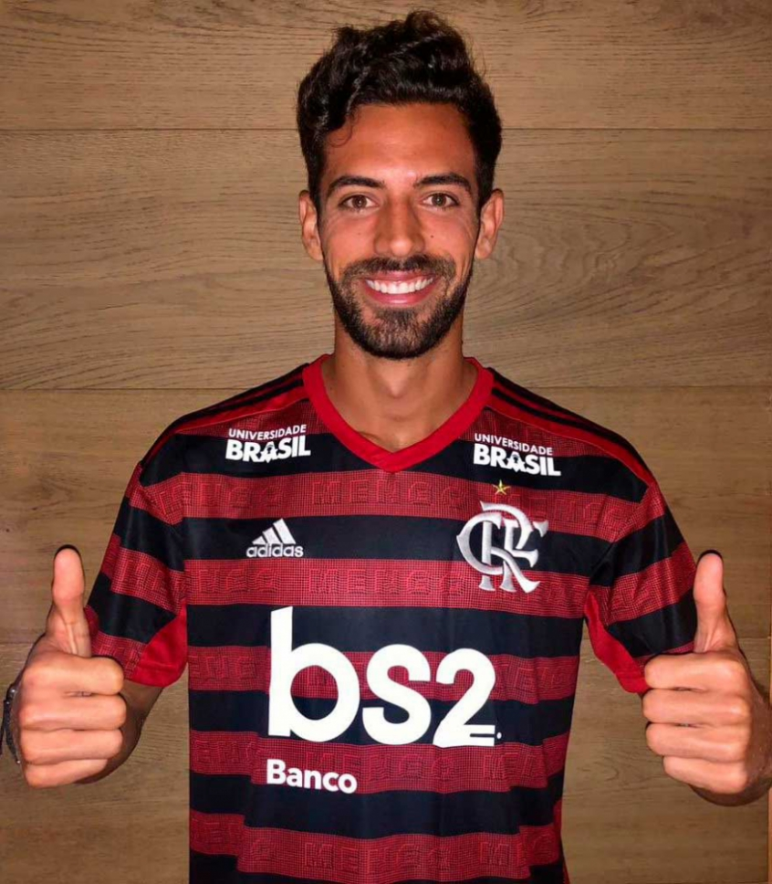 Pablo Marí - Flamengo