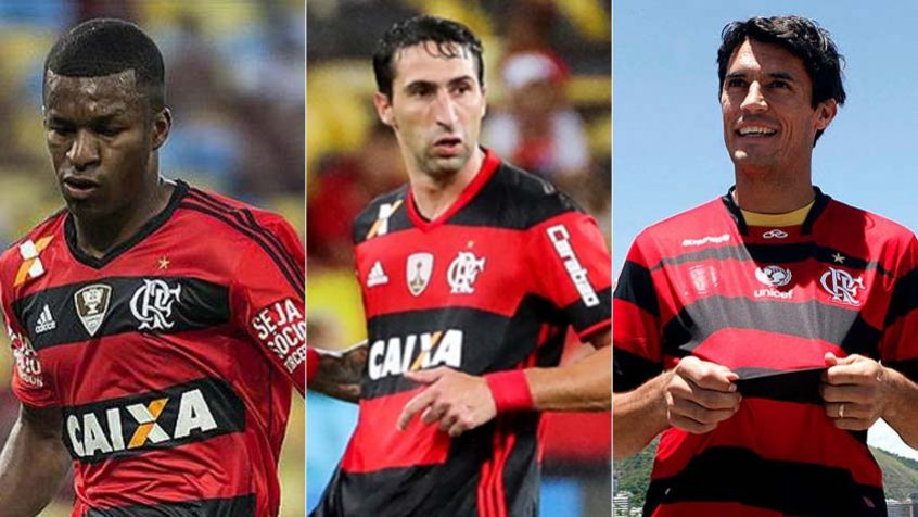 Montagem - Erazo, Donatti e Marco González